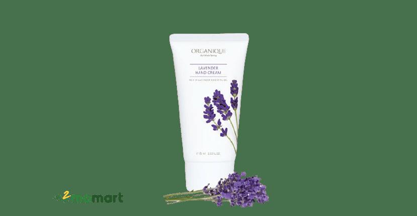 Organique Lavender Body Cream