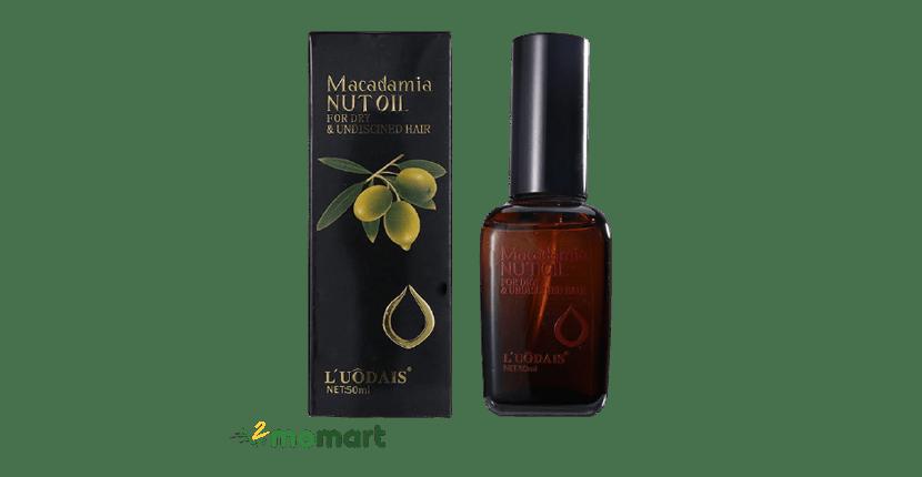 Dầu dưỡng tóc Macadamia Nut Oil