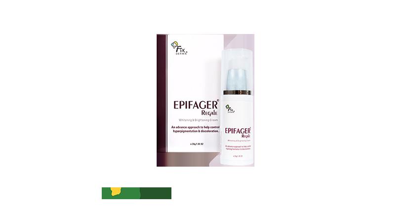 Kem trị nám Fixderma Epifager Regale Cream