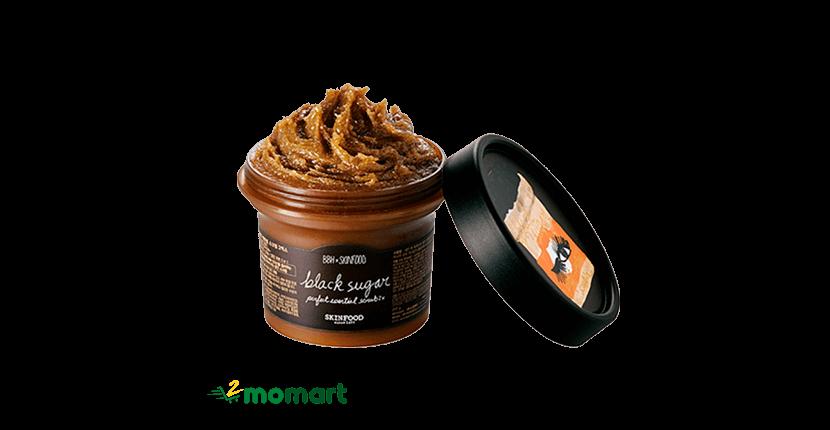 Tẩy tế bào Skinfood Black Sugar Perfect Essential Scrub 2X