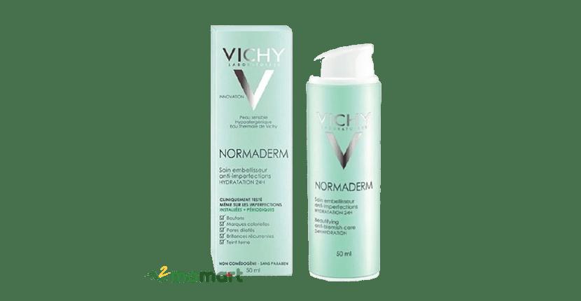 Dưỡng ẩm da mặt ban ngày Vichy Normaderm TRI-ACTIV