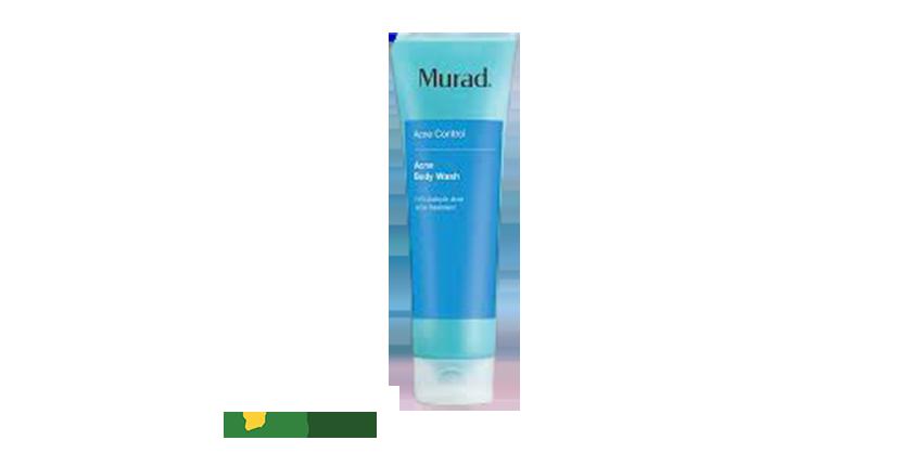 Sữa Tắm tẩy tế bào chết ACNE BODY WASH Murad thành phần lành tính