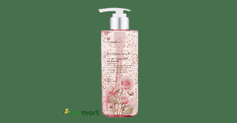 The Face Shop Perfume Seed White Peony Body Gel Douche cho phái đẹp