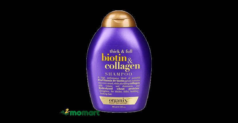 Dầu gội dưỡng tóc Biotin & Collagen