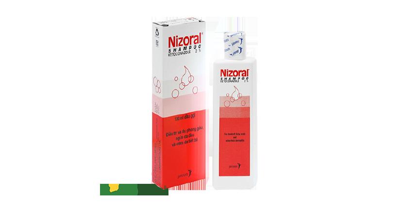 Dầu gội trị nấm da đầu tốt nhất Nizoral