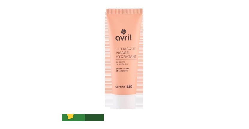 Mặt nạ dưỡng ẩm cho da khô và nhạy cảm Avril hương thơm dịu nhẹ