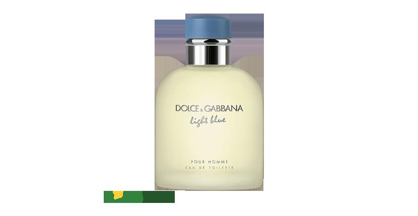 Nước hoa nam D&G Light Blue Pour Homme EDT lưu hương lâu