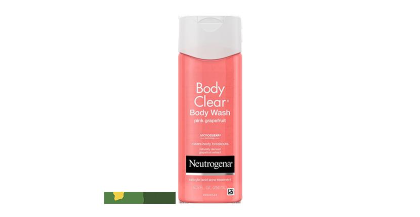Sữa tắm Neutrogena Clear Body Wash Pink Grapefruit