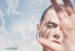 Kem chống nắng vật lý bảo vệ da khỏi tác động từ môi trường