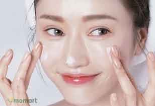 Kem dưỡng ẩm cho da nhạy cảm cung cấp độ ẩm và dưỡng da