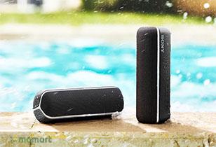 Loa Bluetooth Bass mạnh tốt nhất, chống nước, nhỏ gọn, tiện lợi