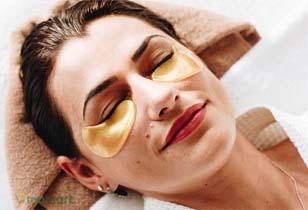 Mặt nạ mắt cung cấp dưỡng chất và dưỡng da hiệu quả