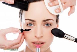 Phấn phủ cho da khô an toàn cho làn da người dùng