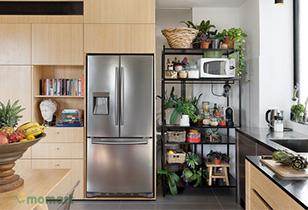 Tủ lạnh 3 cánh chính hãng