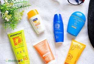 Kem chống nắng cho da khô bảo vệ da hiệu quả