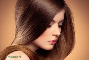 Dầu dưỡng cho tóc khô xơ