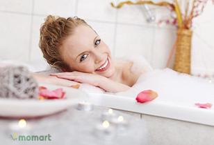 Sữa tắm tẩy tế bào chết hương thơm dịu nhẹ không gây kích ứng
