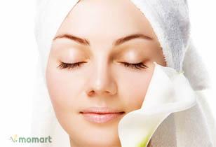 Mặt nạ cho da nhạy cảm hiệu quả nhanh chóng nhất