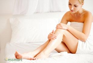 Sữa dưỡng thể cho da nhạy cảm dưỡng ẩm từ thiên nhiên