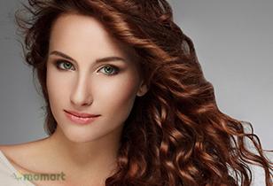 Dầu gội cho tóc uốn giúp mái tóc mềm mượt